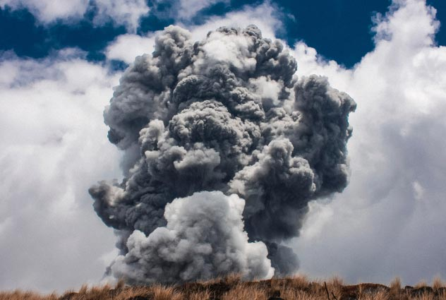 explosion with thick smoke | Luis Guerra Personal Injury Trial Attorneys | Phoenix, Arizona