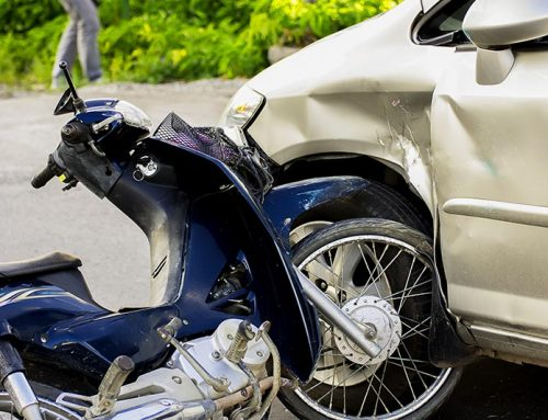 What to Do After You've Been in a Motorcycle Accident